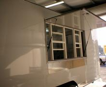 24' Trailer Mobile Kitchen for Rent