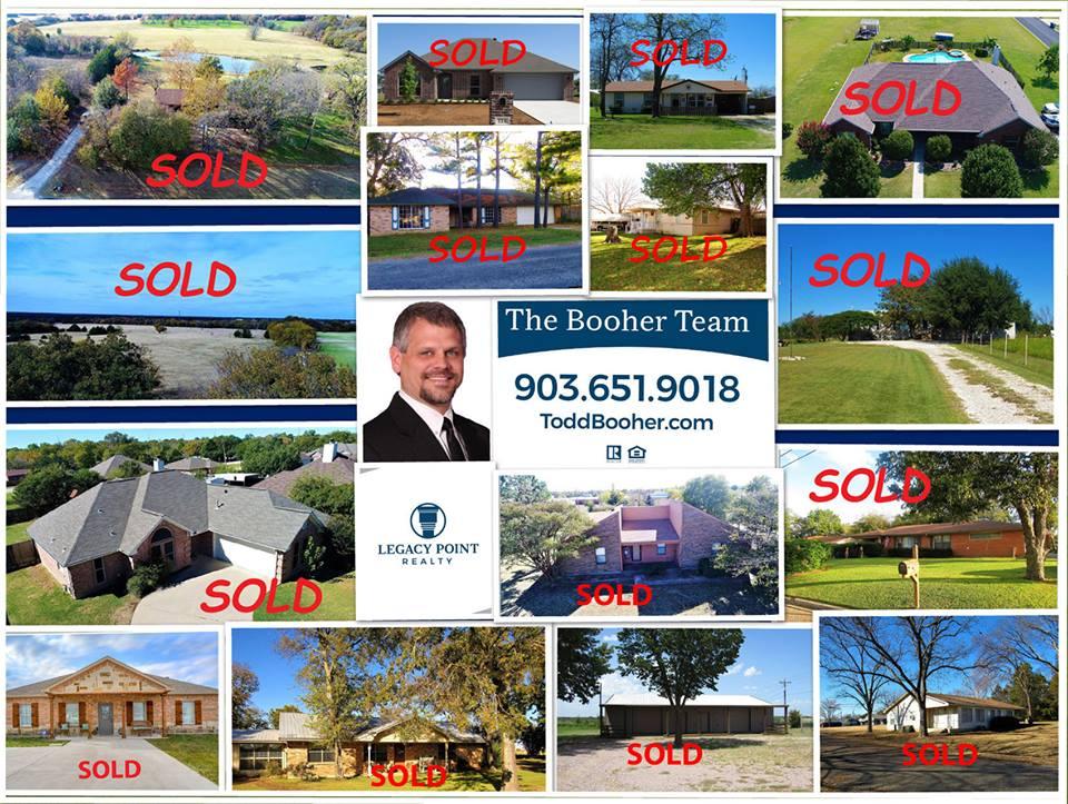 North Texas Real Estate Specialist - Todd Booher, Realtor®