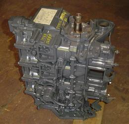 Used 1988 Force 125 hp (1254X8C) outboard motor shortblock 800-818154T18