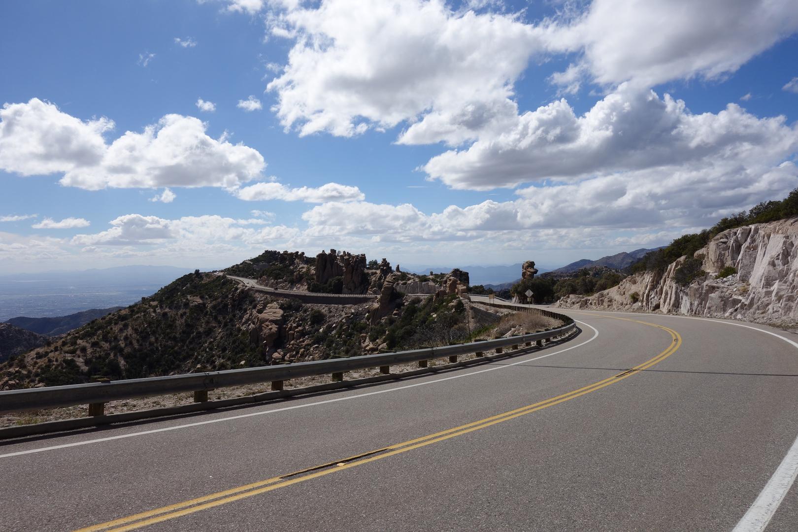 Mt Lemmon AZ Top US Bike Climb One Of Toughest Hardest - Old us 80 arizona map