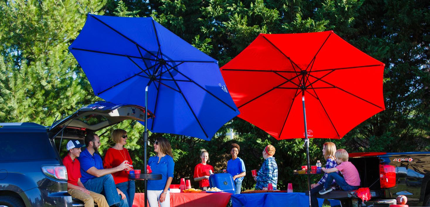 TailBrella The Hitch Umbrella Available At These Walmart Locations