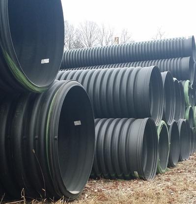 Corrugated Drain Pipe 12 Inch