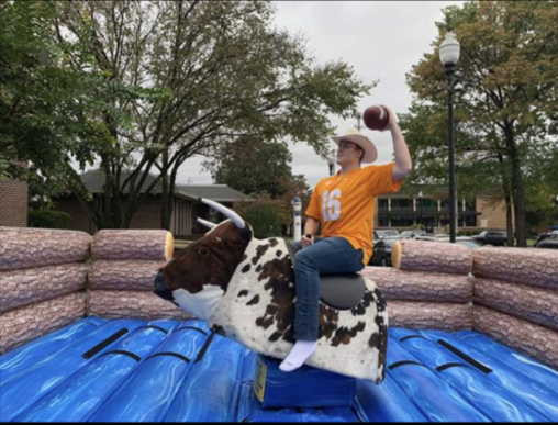 Mechanical Bull Rentals Cleveland TN