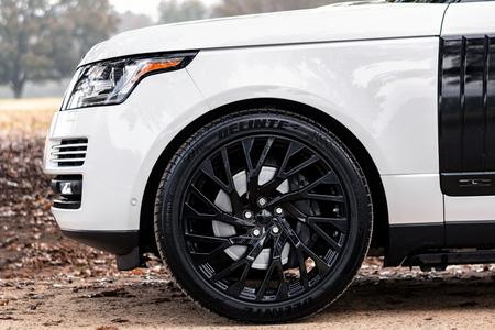 Range Rover Sport Wheels Autosport Plus Canton Richfield Ohio