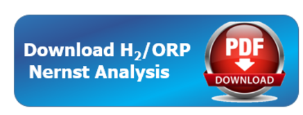 ORP Nernst Analysis