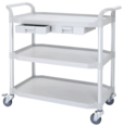 3 tier largest medical carts manufacturer, 3-tier drawer hospital trolley manufacturer Taiwan