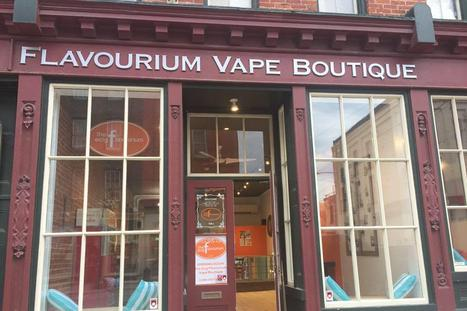 Cobourg Vape Shop - The Ecig Flavourium Vape Boutique