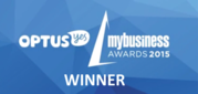 Solar 4 RVs winner Optus MyBusiness Awards