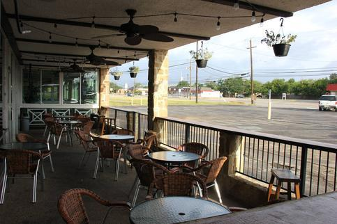 Miguelito Outdoor Patio