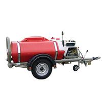 Towable Bowser Pressure Washer