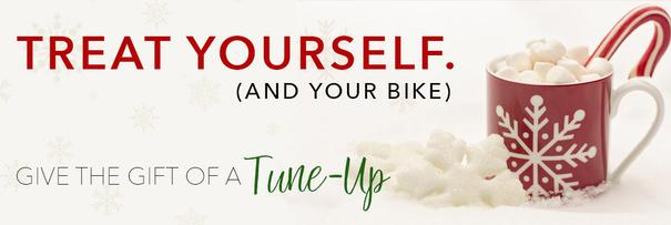Treat your bike to a tune-up