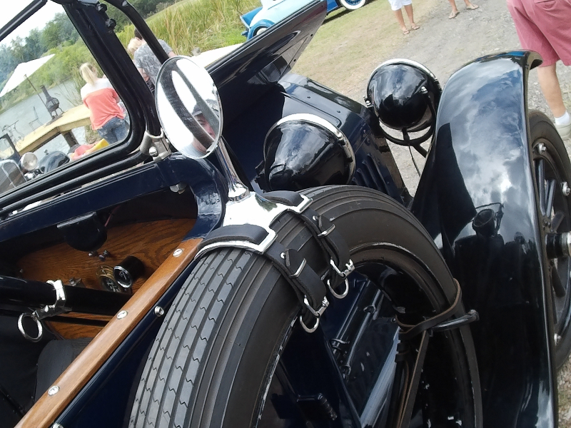 Calendar - American heritage car show