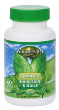 ULTIMATE HAIR, SKIN AND NAILS FORMULA™ - 60 CAPSULES