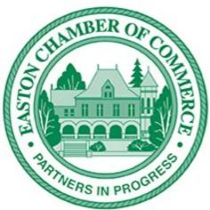 Easton Chamber of Commerce logo.