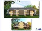 Multifamily Architect Orlando FL showing image of exterior multifamily restoration project