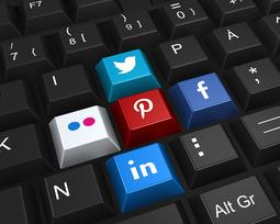 Borderless Administrative Services can set up and maintain social media platforms for you
