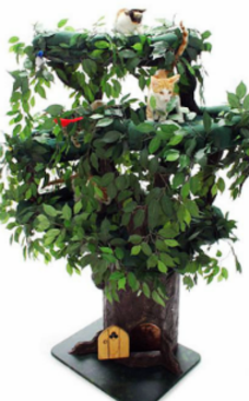 Cat Fancy Editor's Choice winner Fantasy Cat Tree
