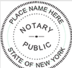 NY Notary Seal Embosser