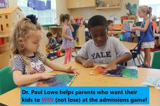 Dr Paul Lowe Admissions Expert Boarding School Ivy League