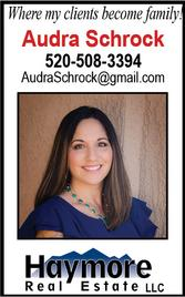Audra Schrock, Realtor, Haymore Real Estate LLC