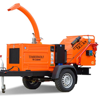 Timberwolf Towable Chipper​