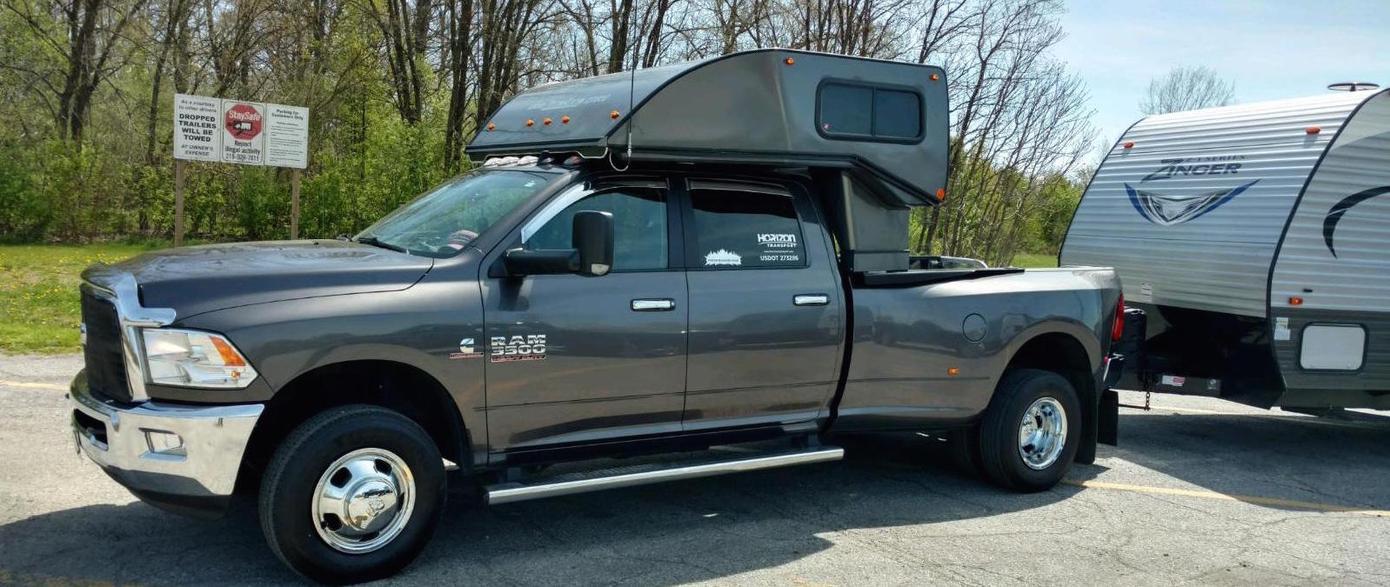 Zoom Room Sleeper Truck Camper Rv Campers