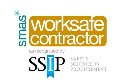 Snagworks are worksafe contractors, recognised by Safety Schemes In Procurement