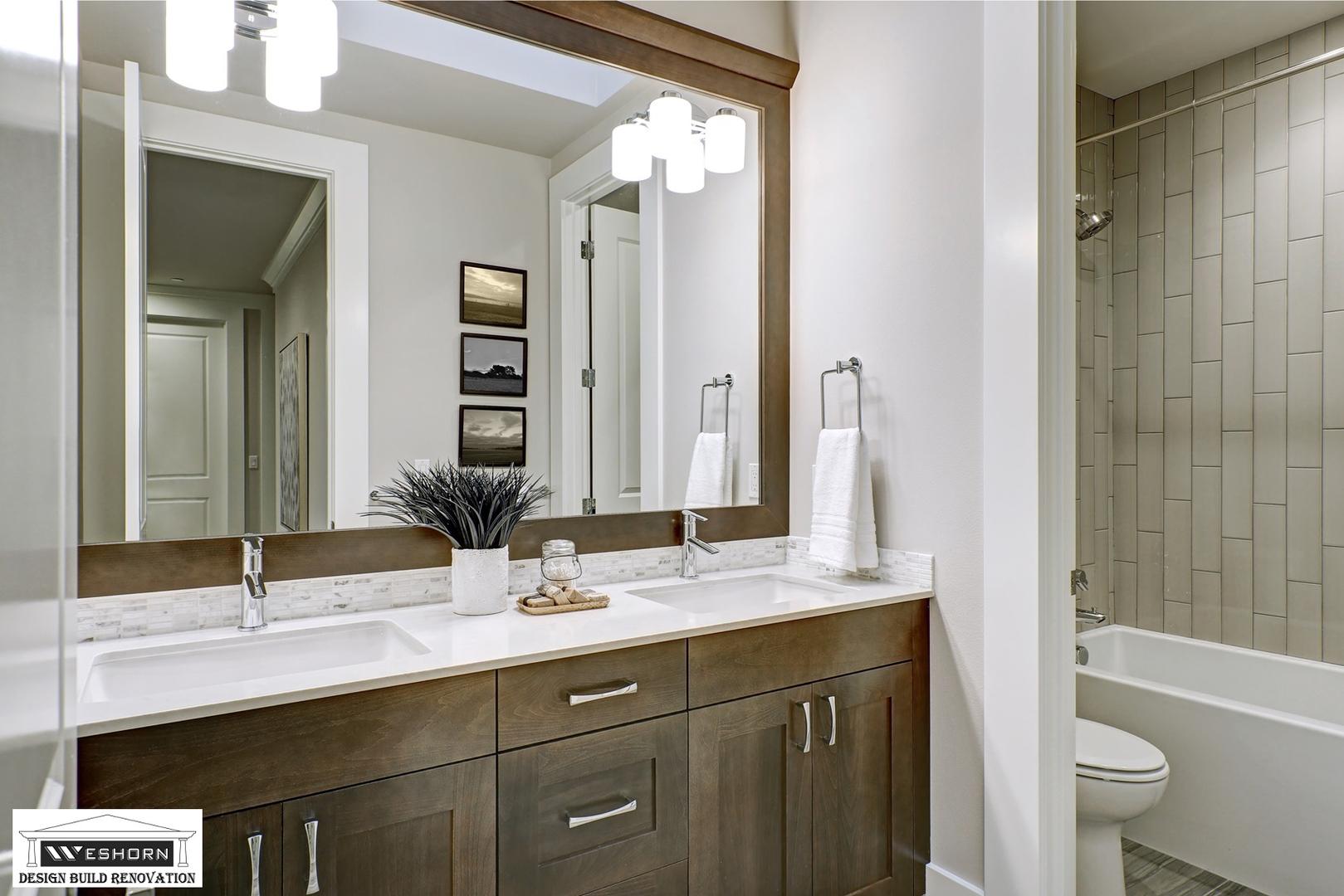 Bathroom Renovation Mount Prospect IL Remodeling :Weshorn Remodeling