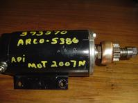 Used starter for a Johnson or Evinrude outboard motor. ​OEM 393570 ARCO 5386 Fits 1985 and up 120hp to 140 hp V4