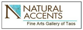The Natural Accents Gallery of Taos - Kris Henderson Mixed Media Artist