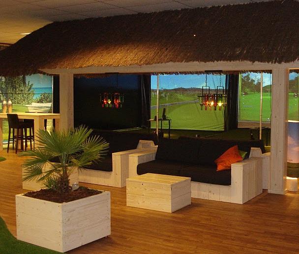 Home Golf Simulator, Virtual Golf Simulator - indoor Golf Design ...