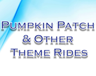 Pumpkin Patch Rides & Other Theme Rides