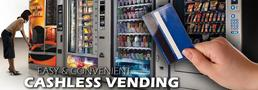 cashless vending, Apple Pay, Google Wallet