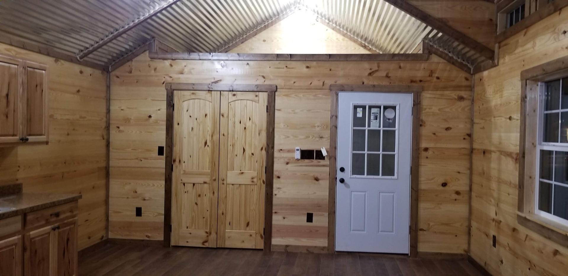 Storage Sheds Barns Cabin Shells Portable Buildings Tiny Homes