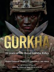 New Gurkha book - 25 years of The Royal Gurkha Rifles - with a chapter on the Gurkha knife