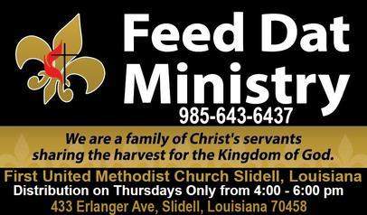 Feed Dat First United Methodist Slidell