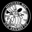 Detroit and Mackinac Railway herald.