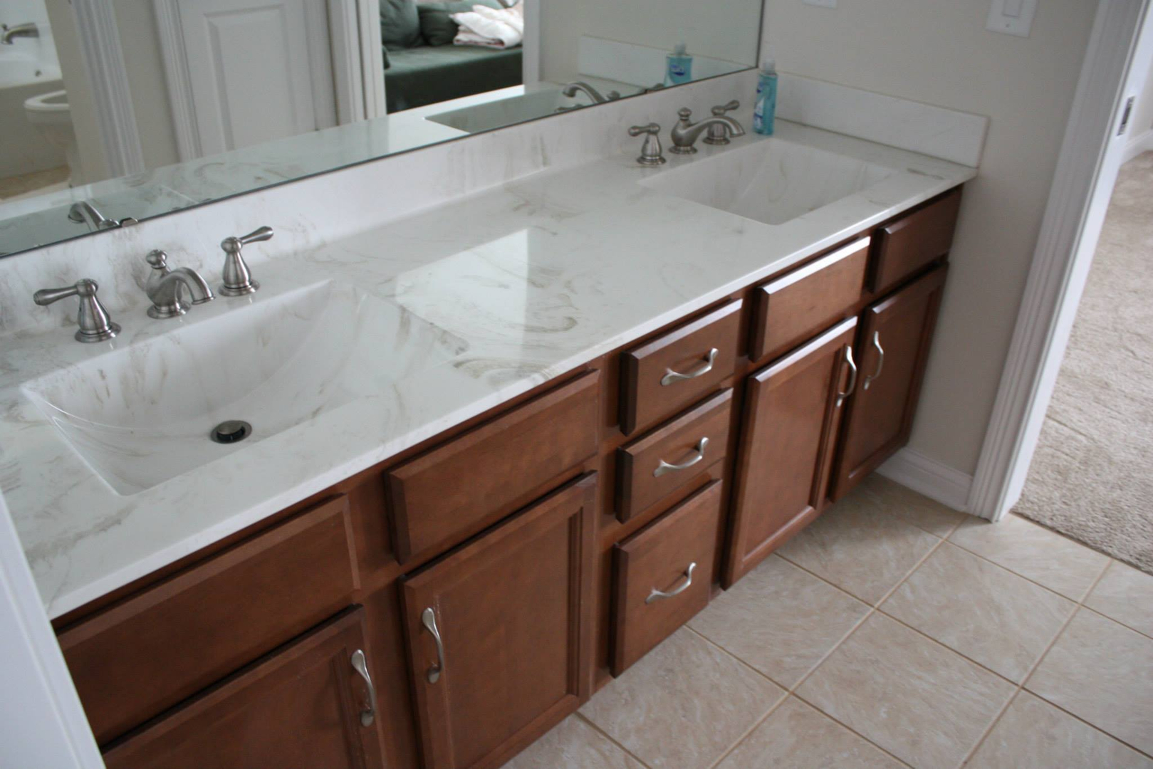 Custom Bathroom Vanities Indianapolis home