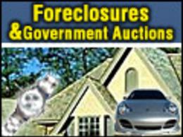 Foreclosures and Government Auctions