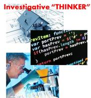 Investigative THINKER