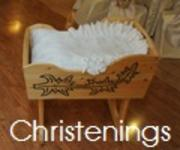 Christenings & Baptisms