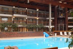 Park Inn swimming pool
