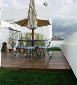 Outdoor decking Long Beach
