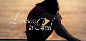 Loneliness and isolation in Israel