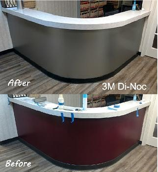 3M DI-NOC install in Springfield, MO by Custom Shade