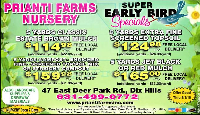 Prianti Seasoned Firewood Delivery Special Sale Long Island Suffolk