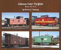 Caboose Color Portfolio Book #3: N-Y