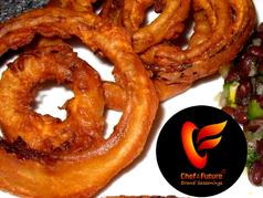 Cajun Beer Battered Onion Rings-Chef of the Future-Your Source for Quality Seasoning Rubs