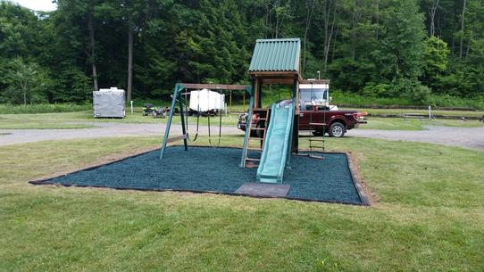 Mines and Meadows Campground Playset