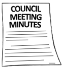 Thorsby Council Meeting Minutes